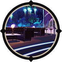 Octavinelle Dorm Mostro Lounge Icon