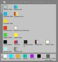 TwistedFates Color Master Pallette