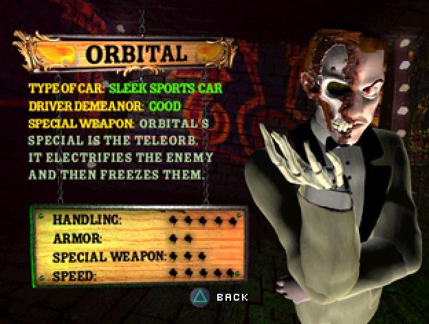orbital twisted metal wiki fandom powered by wikia rh twistedmetal fandom com Sweet Tooth Twisted Metal Black Twisted Metal Sweet Tooth