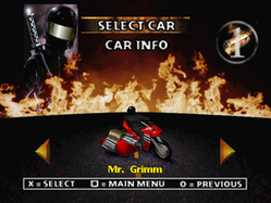 Twisted Metal 2 - Mr