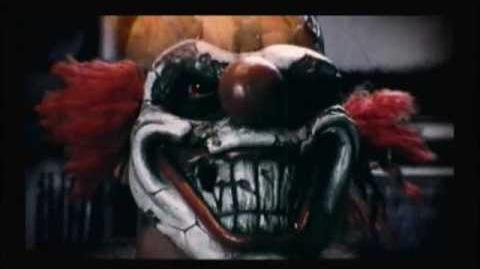 Twisted Metal - Sweet Tooth's Intro