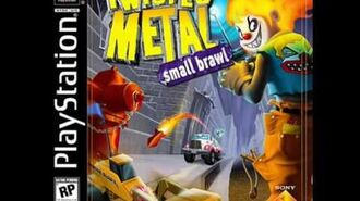 Twisted Metal Small Brawl Soundtrack Carn-O-Maul