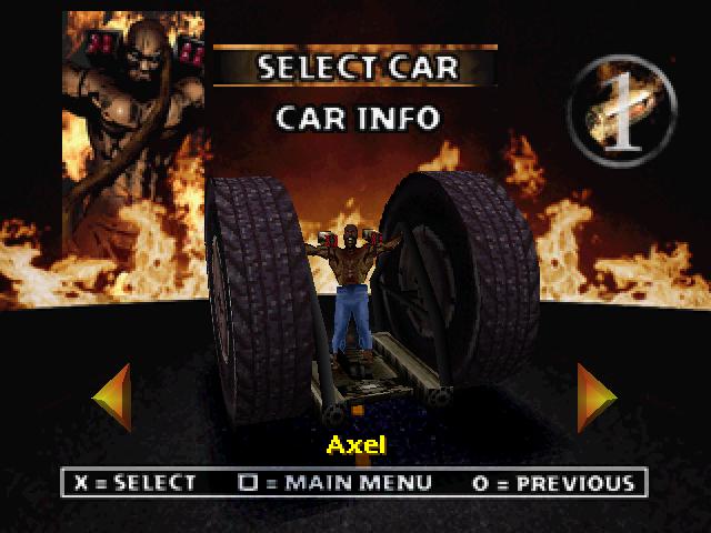 Axel | Twisted Metal Wiki | FANDOM powered by Wikia