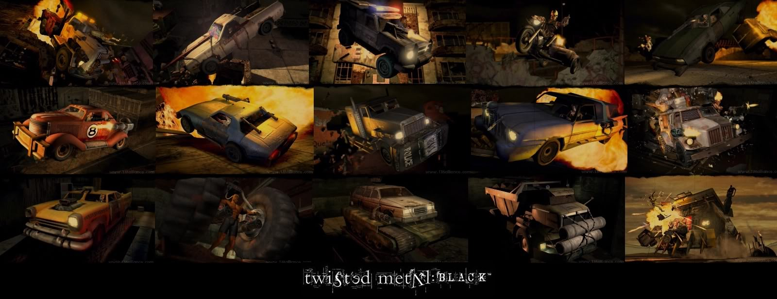 twisted metal black twisted metal wiki fandom powered by wikia