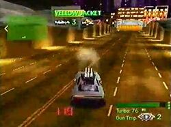 Freeway screen