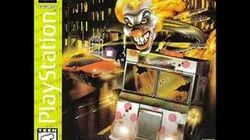 Twisted Metal 1 - Freeway-Free-For-All
