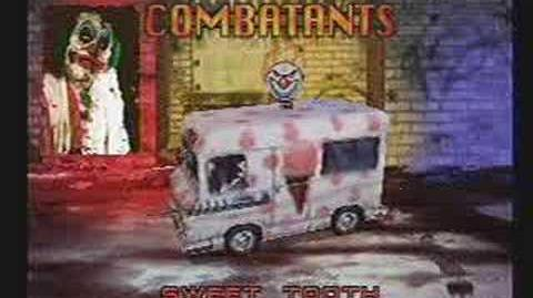 Twisted Metal - Contest History