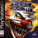 Twisted metal 3-front