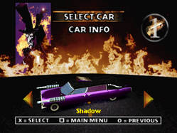 Twisted Metal 2 - Shadow