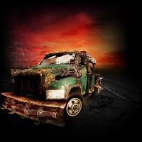 Bg vehicle junkyard dog