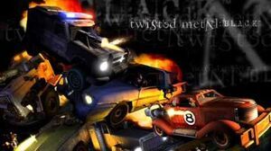 Twisted Metal Black Warhawk Music