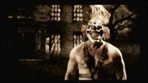Twisted Metal - Sweet Tooth's Mid-Story