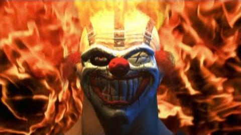 Sweet Tooth (Needles Kane) - Twisted Metal Black