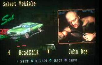 RoadKill-JohnDoe