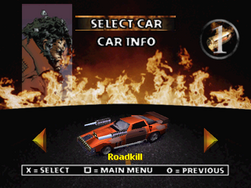 Twisted Metal 2 - Roadkill
