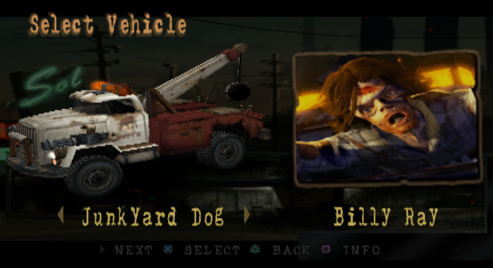 image billy png twisted metal wiki fandom powered by wikia