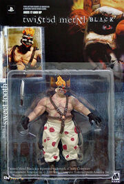 Needles Kane Action Figure