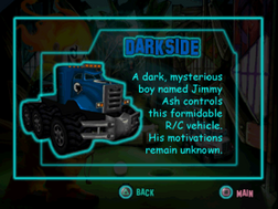 Twisted Metal - Small Brawl - Darkside bio