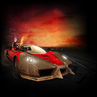 Bg vehicle crimson fury