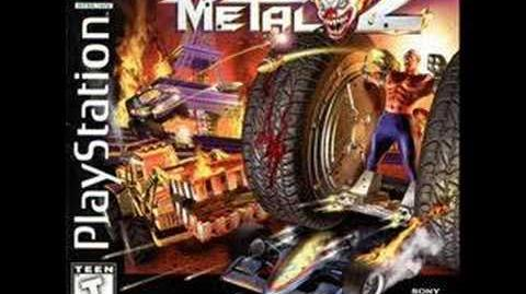 Twisted Metal 2 Soundtrack - Holland
