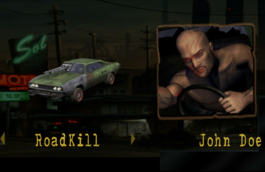 RoadkillLost