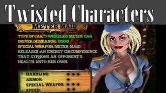 Twisted Metal 4 - All Character Info-HD-