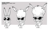 TW bunnies script new