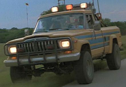 Jeep pick up 1982