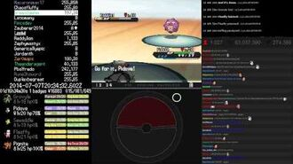 TwitchPlaysPokemon - ( Pokemon Black 2 ) - Vs Roxie ( Chat Included )