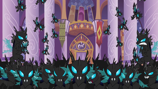 Changeling army
