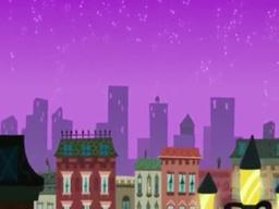 Manehattan Skyline