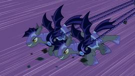 Luna's guards