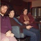 Music student unknown, gary carpenter with paul giovanni in rec studio