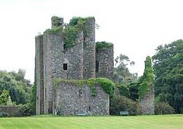Wicker Man Locations - Castle Kennedy-3