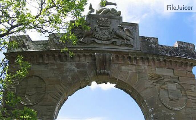 Wicker Man Locations - Culzean Castle