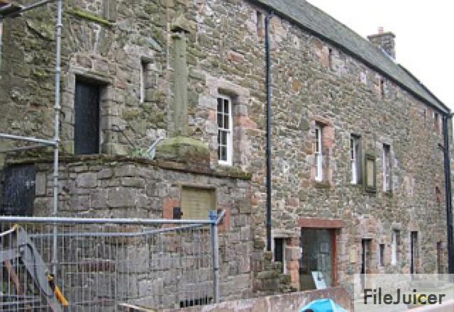Wicker Man Locations - Kirkcudbright-4
