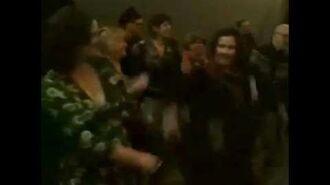 Wicker Man dance tutorial, led by Stuart Hopps