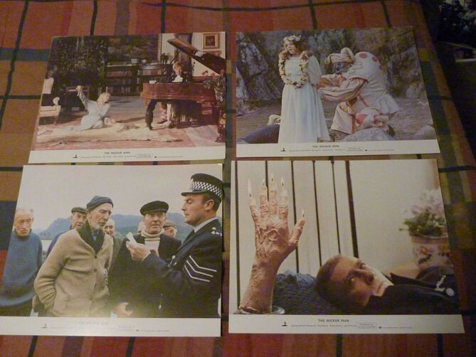 Lobby cards color 2