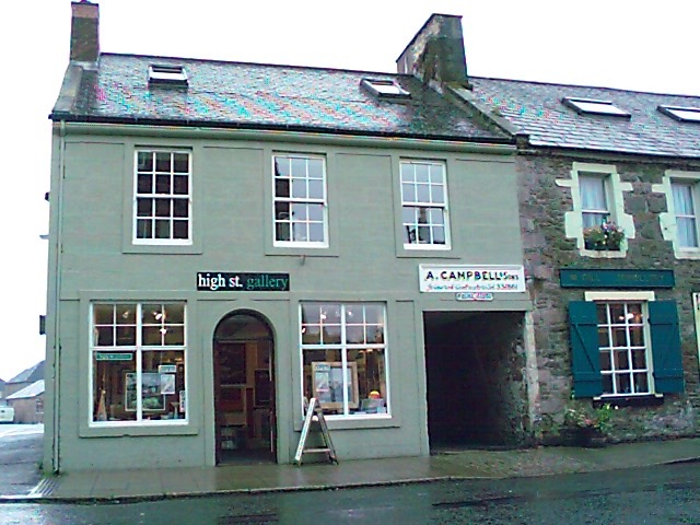 Wicker Man Locations - Kirkcudbright-3