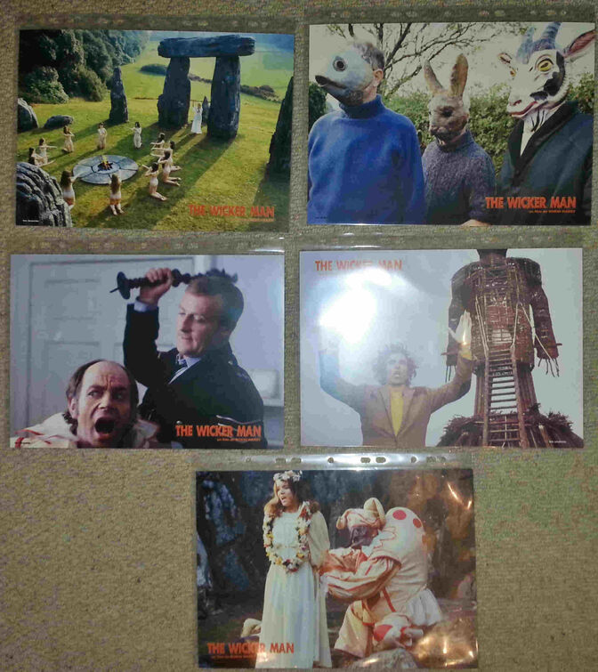 French lobby cards