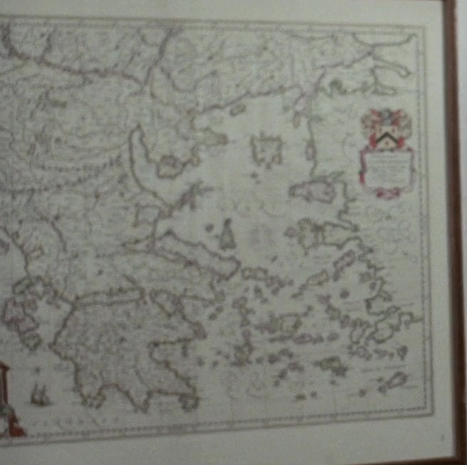 Map outside of ingrids bath