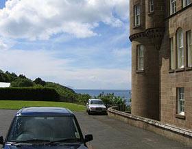 Wicker Man Locations - Culzean Castle-8