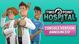 Two Point Hospital - Coming to Console - Trailer
