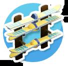 Ski-Rack-Icon