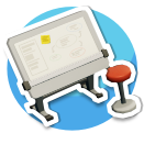 Drawing-Board-Icon