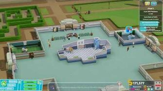 Two Point Hospital - Gameplay Demo & Commentary