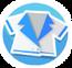 D-Blue-Trim-Icon