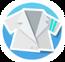 D-Turquoise-Arm-Stripes-Icon