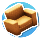 Armchair-Icon