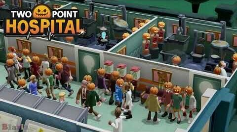 Two Point Hospital - Spooooooky Mode (2018)
